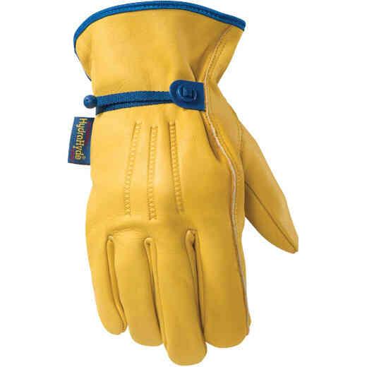 Wells Lamont HydraHyde Men's Medium Cowhide Leather Work Glove